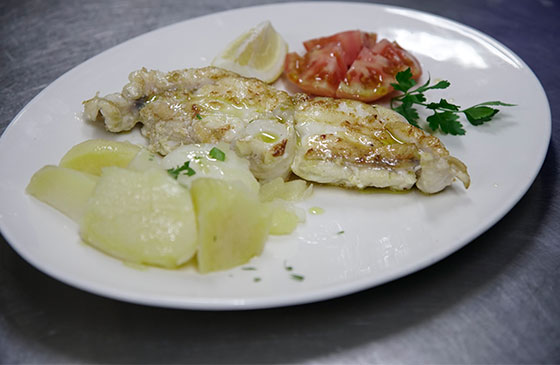 Ezequiel Calle Ancha Restaurante
