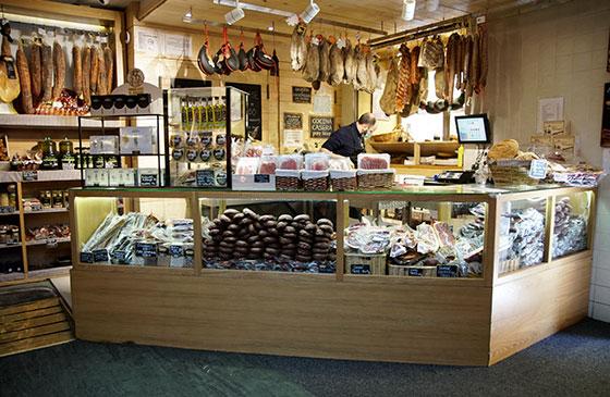 Ezequiel Calle Ancha tienda